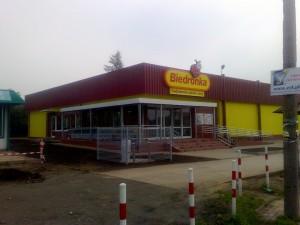Biedronka - Częstochowa ul. Rędzińska