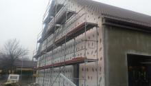 Budowa obiektu handlowego Tymbark