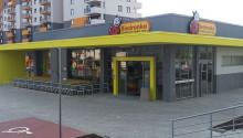 Obiekt handlowy w Krakowie przy ulicy Polonijnej