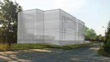 Koncepcja obiektu biurowego w Krakowie