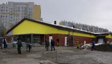 Budowa pawilonu handlowego od podstaw