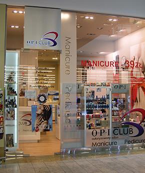 Salon Kosmetyczny OPI