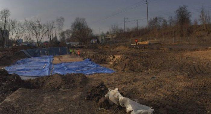 Budowa obiektu biurowego – Kraków, Prądnik Biały